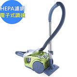 【歌林】HEPA電子調速 離心集塵式旋風吸塵器(TC-R1105C)