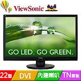 ViewSonic 優派 VA2246m-LED 22吋Full HD 超高畫質顯示器