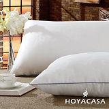 《HOYACASA》極致舒眠天絲QQ枕(二入)