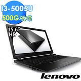Lenovo IdeaPad 100 15.6吋《無系統》i3-5005U 500GB 經濟筆電 (80QQ000RTW) ★送原廠筆電包+原廠滑鼠
