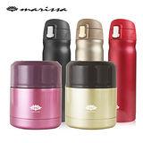 【韓國-MARISA】316不鏽鋼500ML保溫瓶+680悶燒罐組