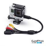 【GoPro】 標準側開保護盒 AHSSK-301 (忠欣公司貨)
