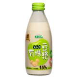[統一生機]有機無加糖豆漿(箱)(245ml*24瓶)