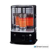 【日本千石 SENGOKU】Green wood煤油暖爐/煤油爐(GKP-P286N 輕巧款式)
