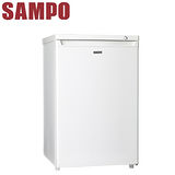 SAMPO聲寶 87L直立式冷凍櫃(SRF-90S)送保鮮盒