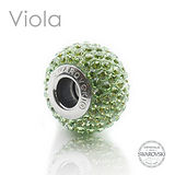 【Viola】施華洛世奇元素珠飾 - 草綠協奏曲