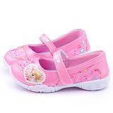 童鞋城堡-真珠美人魚 中大童 音樂風可愛休閒鞋PI7122-粉