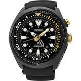 SEIKO PROSPEX特別版GMT潛水200米腕錶-黑/48mm 5M85-0AB0K(SUN045J1)