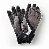 ROUTEEIGHT COURSYN PRIMALOFT防水保暖手套(黑色)
