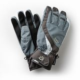 ROUTEEIGHT COURSYN PRIMALOFT防水保暖手套(鑄銅灰)
