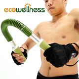 【ecowellness】環保舒適型握力棒C010-501E 彈力棒握力器.彈簧臂力棒臂力器健臂器.手腕力訓練器擴胸器.運動健身器材