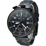 漢米爾頓 Hamilton 卡其黑鷹轟炸自動計時腕錶 H76786733
