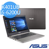 ASUS 華碩 K401UB 14吋FHD i5-6200U NV940 2G獨顯 1TB+24GSSD 超效能筆電