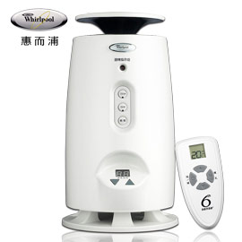 【福利品】Whirlpool惠而浦 微電腦式陶瓷電暖器 TR361D (可遙控)