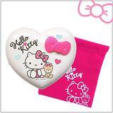 【保暖小物】Hello Kitty 電子式暖爐 泰迪熊限定款KT-Q07(不含電池)--暖心桃KT-Q07P