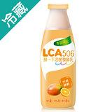 LCA506酵一下活菌發酵乳-芒果柳橙300ml