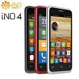 iNO 4吋雙核雙卡3G智慧型手機(公司貨) iNO 4-加送配件包(數量有限,送完為止)