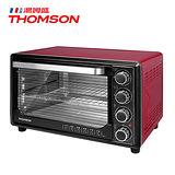 【THOMSON湯姆盛】30L雙溫控旋風烤箱 SA-T02