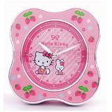 Hello Kitty 超靜音 貪睡鬧鐘—草莓園