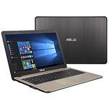 【ASUS華碩】X540SA-0021AN3700 15.6吋 N3700 4G記憶體 500G硬碟 大螢幕超值文書筆電(經典黑) -贈二好禮