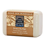 美國One With Nature死海礦物皂-乳油木果油SHEA BUTTER SOAP