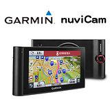 Garmin nuviCam 道錄守護領航家行車+導航機內附16G卡