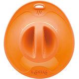 《LEKUE》透氣耐熱密封蓋(橘)