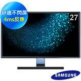 SAMSUNG S27E390H 27型PLS低藍光零閃屏液晶螢幕