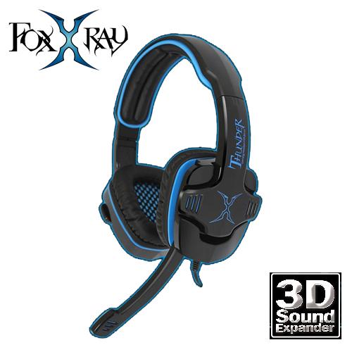 FOXXRAY Thunder 雷電響狐 電競耳機麥克風