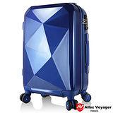 【法國 奧莉薇閣】純鑽系列Diamond 28吋PC輕量飛機輪行李箱(鑽石山卡車)