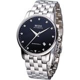 美度 MIDO Baroncelli系列 時尚真鑽機械腕錶 M86004681