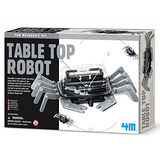 《 4M科學探索 》Table Top Robot 螃蟹機器人