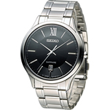 精工 SEIKO CS紳士經典時尚腕錶 7N42-0GG0D SGEH53P1 黑