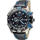ORIENT 東方錶怒海急先鋒計時腕錶 FTT16004B