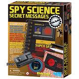(購物車) 《4M科學探索》Spy Science Secret Messages 間諜密碼科學