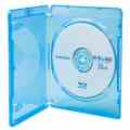 DigiStone 藍光DVD Logo燙銀單片精裝軟盒(50片)