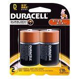 金頂金霸王 鹼性電池1號 2入/組
