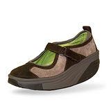 (零碼出清)METAFIT 時尚健康鞋-娃娃鞋系列-MJ4-淘氣灰size8
