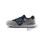 (男)NEW BALANCE 復古鞋 米駝/深藍-MRL996KA