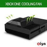 [ZIYA] XBOX ONE 強制冷卻散熱風扇 超級颶風 水立方造型