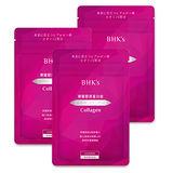 BHK's-裸耀膠原蛋白錠第二代(30顆/包)3包組