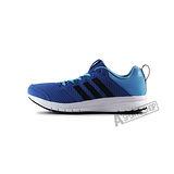 (男)ADIDAS MADORU M 慢跑鞋 藍/黑-S77495