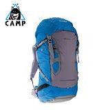 義大利CAMP M5 登山背包 藍/灰
