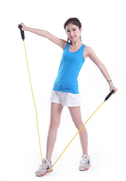 【PS Mall】一字拉力繩 瑜珈伸展帶 (H331)