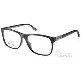 HUGO BOSS眼鏡 簡約沉穩款(黑) #HB0557 807