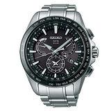 SEIKO 精工GPS 翱翔天際時尚衛星男用腕錶-45mm/8X53-0AD0C