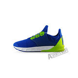 ADIDAS (男) 愛迪達 FALCON ELITE 5 M 慢跑鞋 藍/綠/白-AF6424