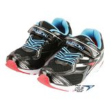 Achilles日本瞬足 童鞋 中大童段 正常型 高標準系列-黑 A6S9-ESJJ1431