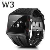 【長江】W3 心率監測極限運動專用藍牙智慧腕錶