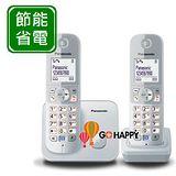 Panasonic DECT國際牌數位無線電話機 KX-TG6812 / KX TG6812 (雪皚白)